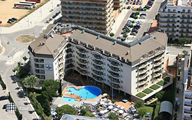 Aqua Hotel Montagut 1