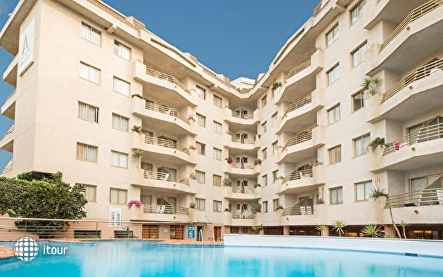 Aqua Hotel Montagut 5