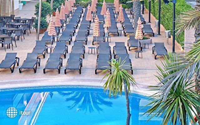 Sumus Hotel Monteplaya 5