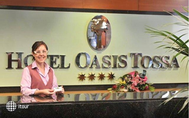 Oasis Tossa 2