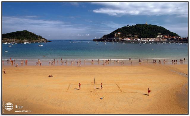 San Sebastian Playa 3
