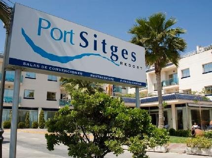 Port Sitges Resort Hotel 3