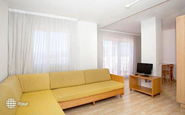 Les Dalies Apartaments 9