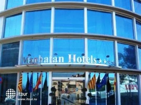 Manhatan Hoteles Suites Cunit 1