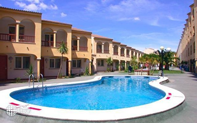 Aparthotel Jardines Del Plaza 1
