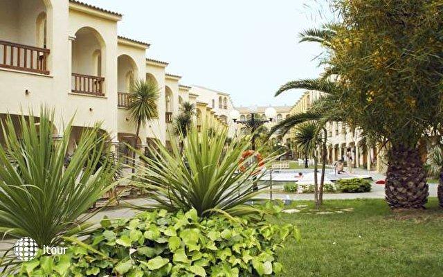 Aparthotel Jardines Del Plaza 3