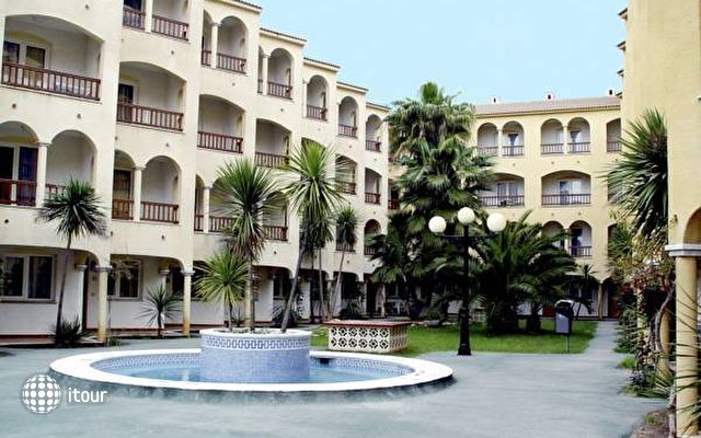 Aparthotel Jardines Del Plaza 4