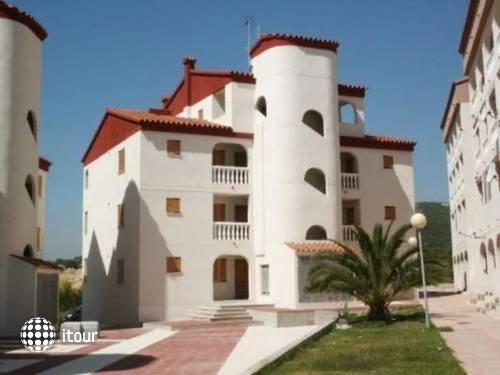 Apartamentos Costa Azahar 1