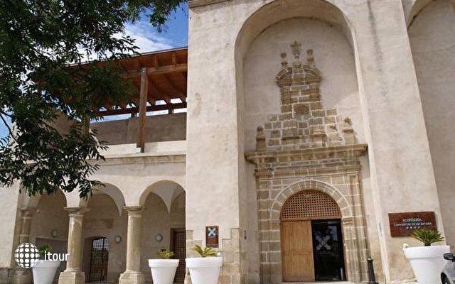 Hospederia Conventual De Alcantara 1