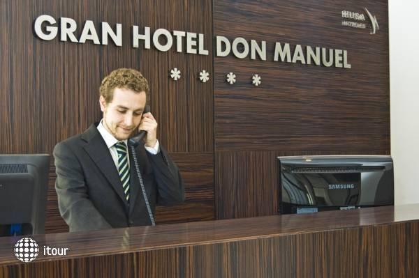 Husa Gran Hotel Don Manuel 7