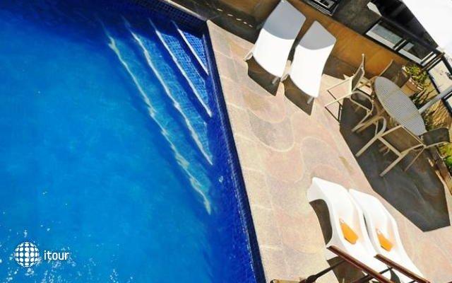 Oceano Copacabana Hotel 1