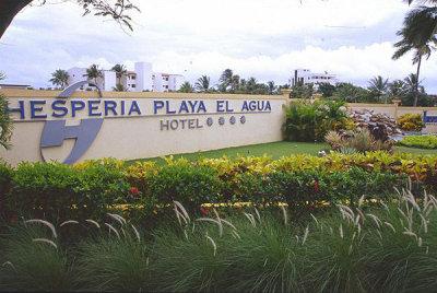 Hesperia Playa El Agua 1