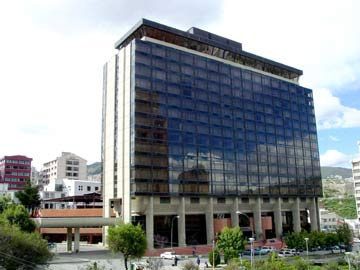 Radisson Plaza Hotel La Paz 1