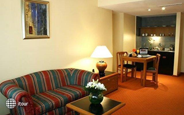 Plaza San Martin Suites 1