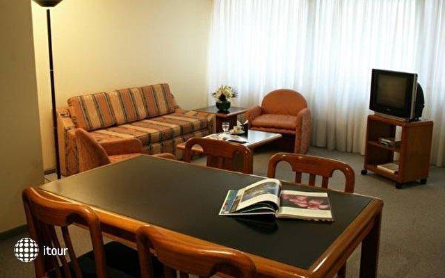 Plaza San Martin Suites 5
