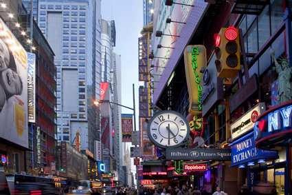 Hilton Times Square 1