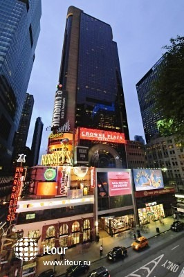 Crowne Plaza Times Square Manhattan 4
