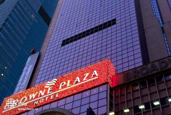 Crowne Plaza Times Square Manhattan 1