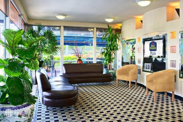 Best Western Plus Oakland Park Inn 5