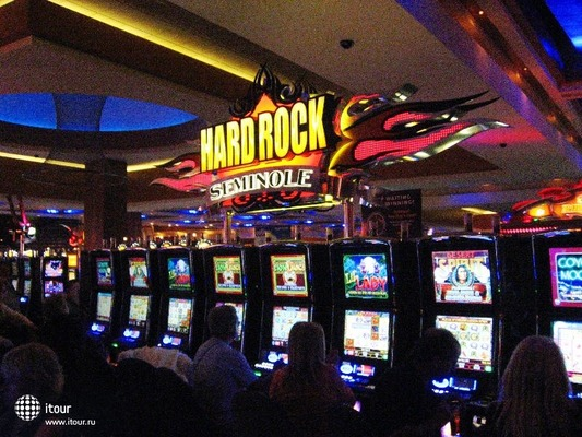Seminole Hard Rock Hotel & Casino Hollywood 8