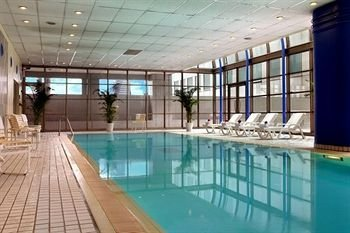 Hilton Nagoya Hotel 8