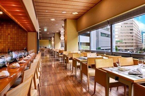 Hilton Osaka 5