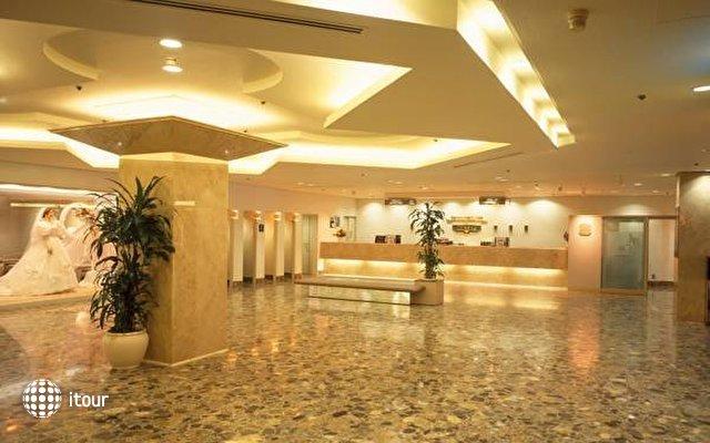 Osaka Tokyu Hotel 1