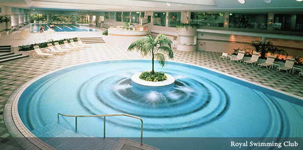Rihga Grand Hotel Osaka 1
