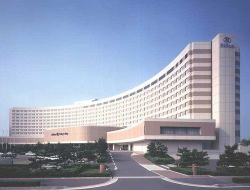 Hilton Tokyo Bay 1