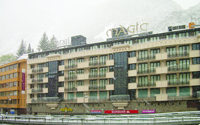 Magic Andorra 1
