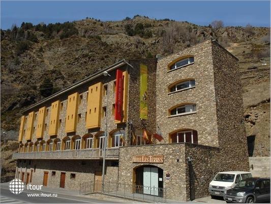 Hotel Les Terres 1