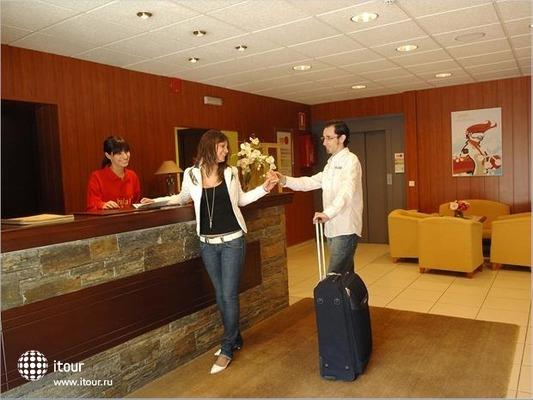 Hotel Les Terres 3