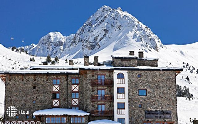 Grau Roig Andorra Boutique Hotel & Spa 1