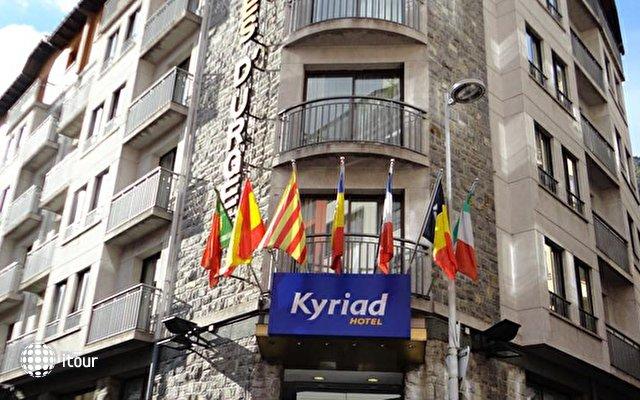 Kyriad Comtes D'urgell 1