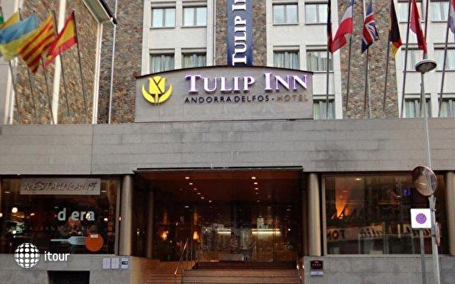 Tulip Inn Andorra Delfos (ex. Delfos) 1