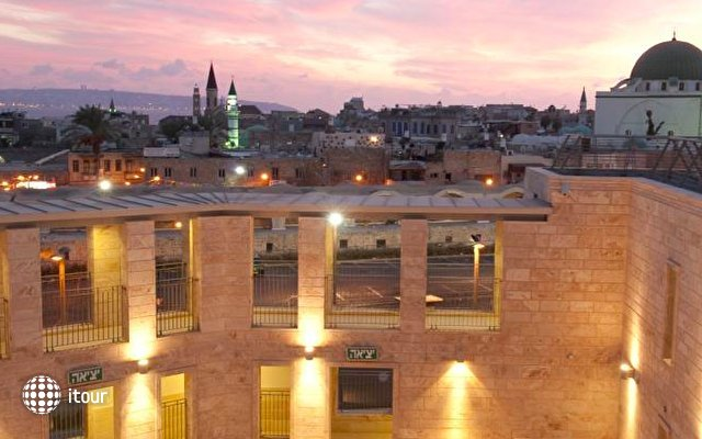 Akko Knights Youth Hostel And Guest House 1
