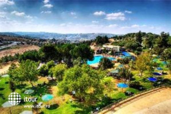 Ramat Rachel Kibbutz Hotel 1