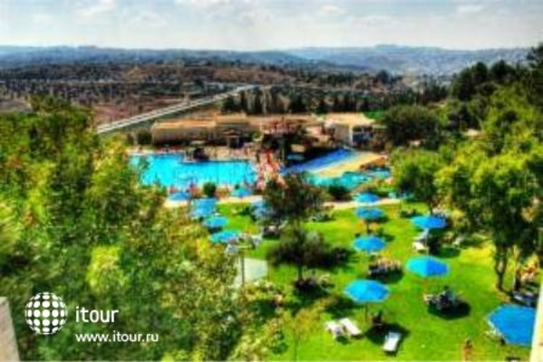 Ramat Rachel Kibbutz Hotel 8