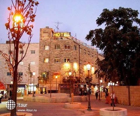 Palatin Hotel Jerusalem 1