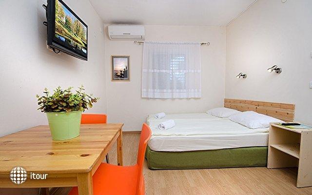 Gesher Haziv Travelers Hotel 5