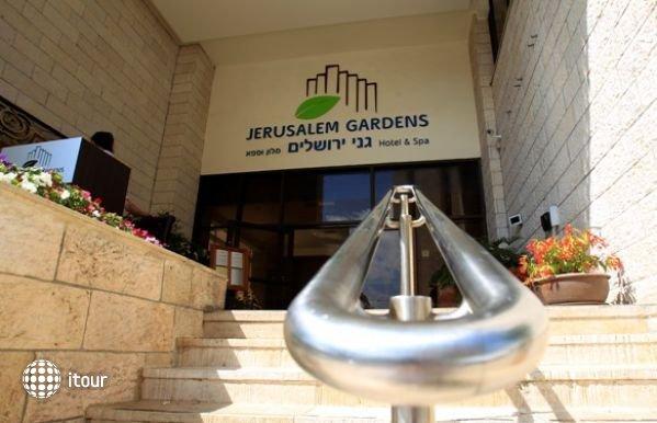 Jerusalem Gardens Hotel & Spa (ex.leonardo Inn Jerusalem) 4
