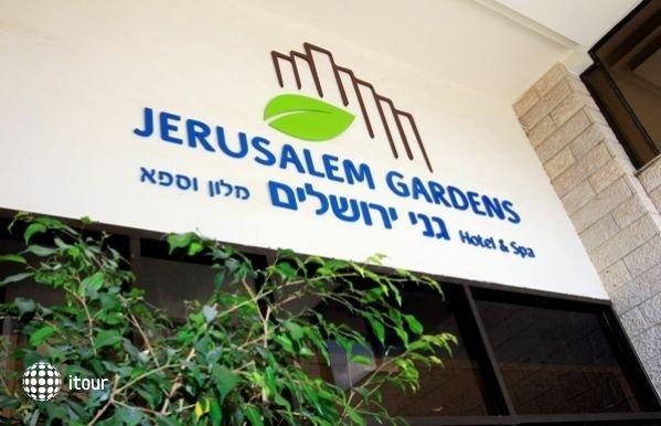 Jerusalem Gardens Hotel & Spa (ex.leonardo Inn Jerusalem) 1