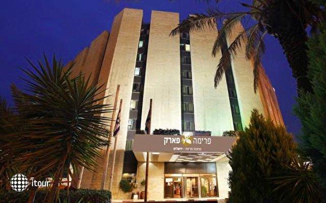 Prima Park Hotel Jerusalem 1