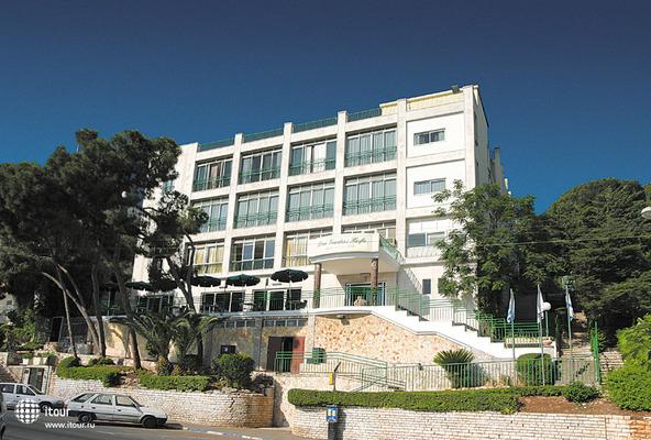 Dan Gardens Haifa 1