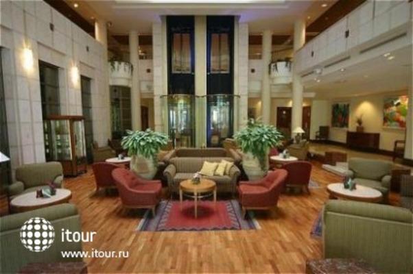 Holiday Inn Haifa Bayview 5