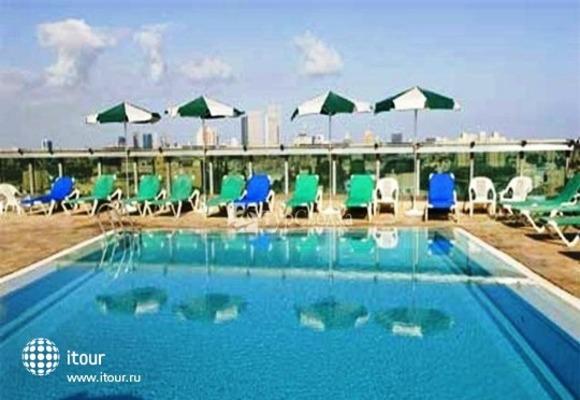 Rimonim Optima Hotel Ramat Gan 7