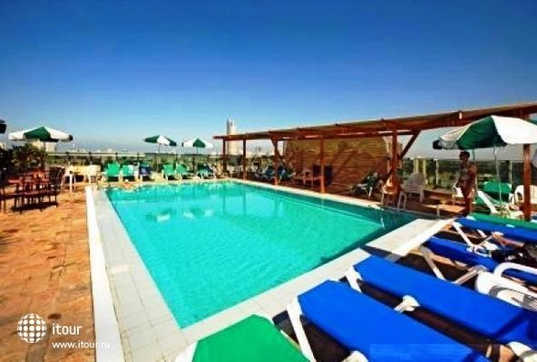 Rimonim Optima Hotel Ramat Gan 1