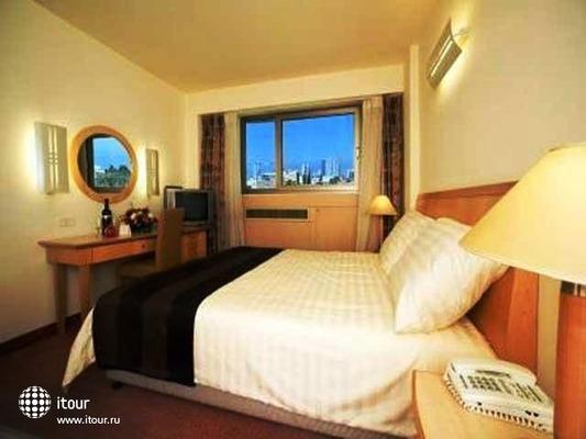 Rimonim Optima Hotel Ramat Gan 3