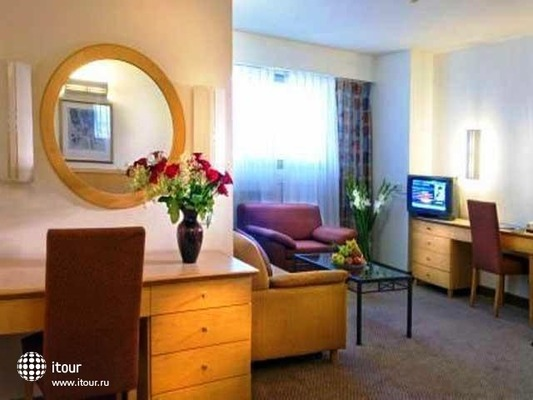 Rimonim Optima Hotel Ramat Gan 9