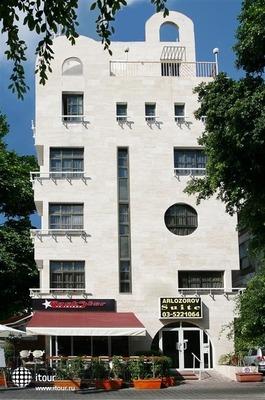 Arlozorov Suites Hotel 2